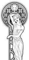 Circe and Odysseus