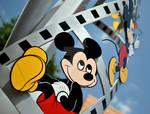Daydreaming Mickey
