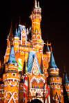 Cinderella's Gingerbread Castle
