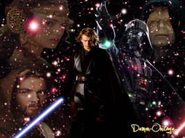Tragedy Of Anakin Skywalker by Lee-Outlander