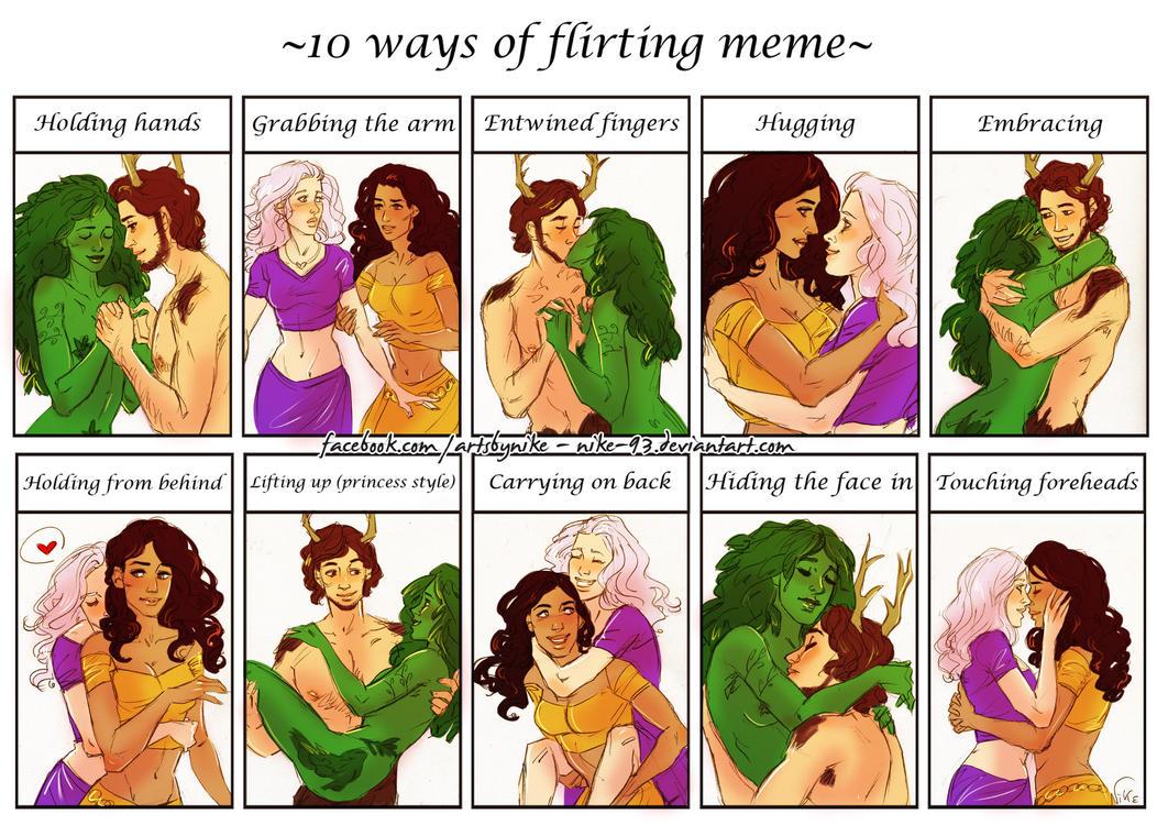 flirting memes with men gif meme transparent