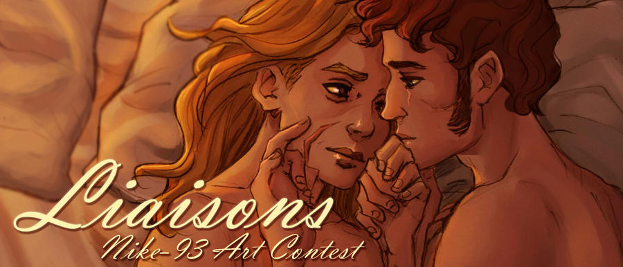 Liaisons - Art and literature contest - CLOSED by NikeMV