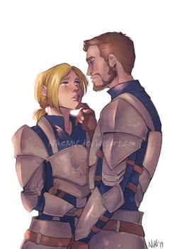 [Comm] Laerke and Alistair