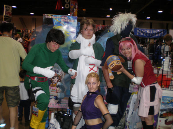 AX 2007-Naruto Group Cosplay 2 by SaveKenny on DeviantArt