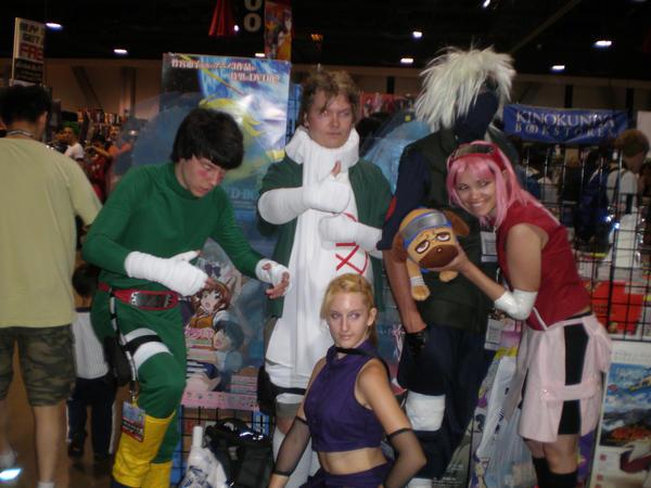 AX 2007-Naruto Group Cosplay 2 by SaveKenny on DeviantArt