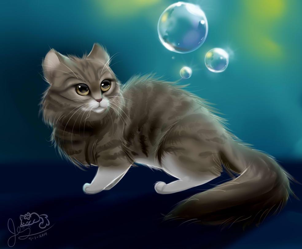 Bubbles by Jazzekat