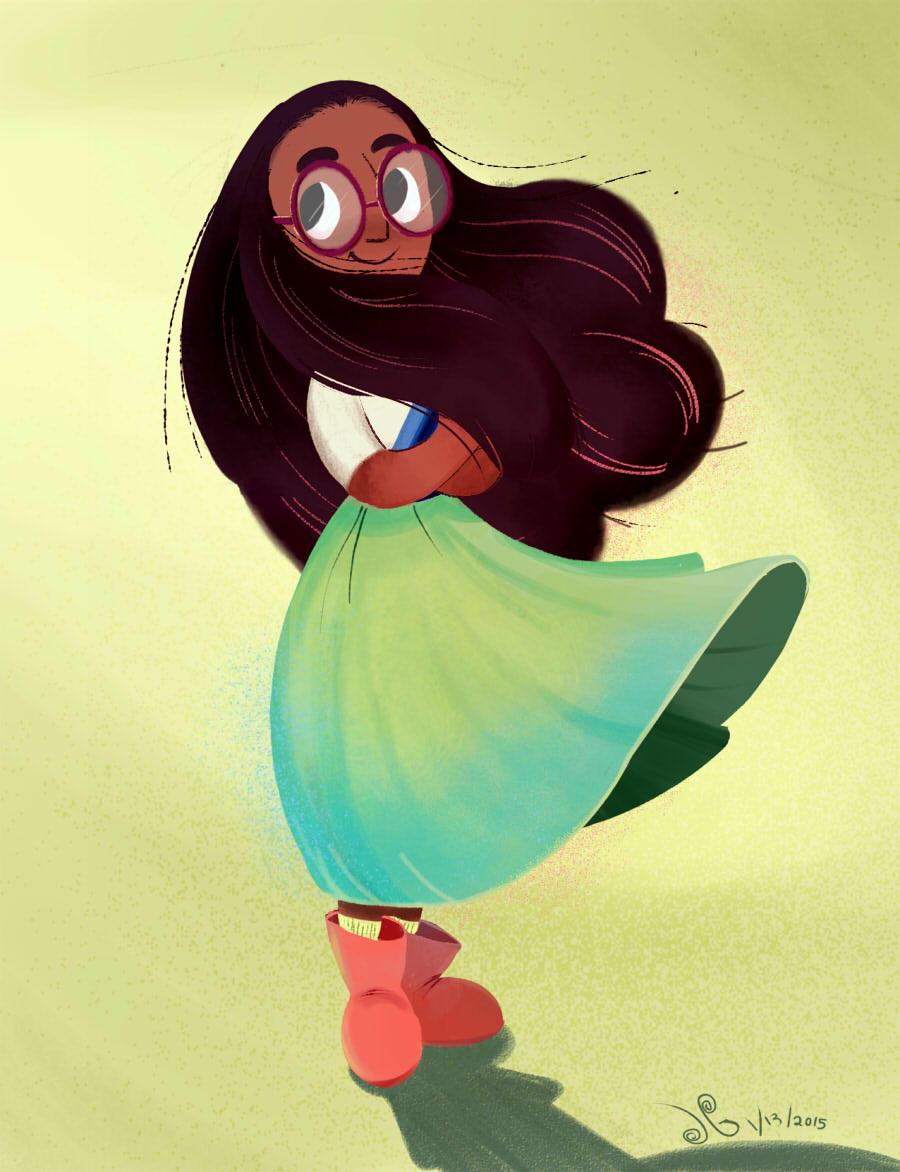 Connie by JessieDrawz