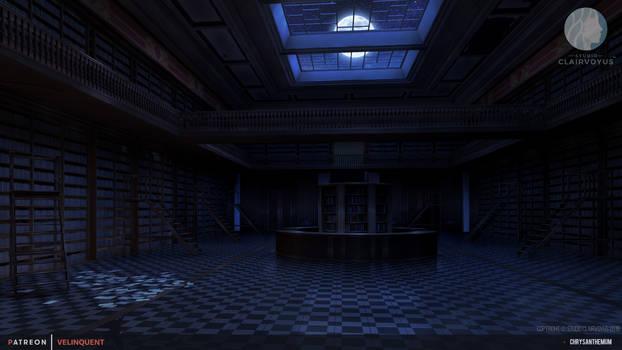 Abandoned archive NV