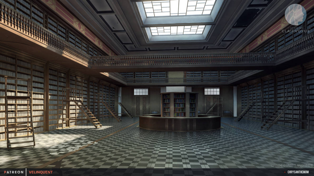 Abandoned archive DV by VelinquenT