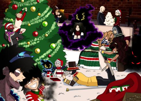 [BNHA OC] Merry Christmas!