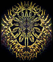 Nightmare Goat-Tick by skorpiusdeviant