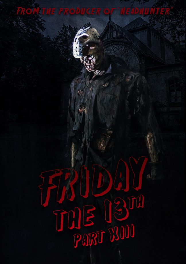 Friday the 13th Movie Posters From Movie Poster Shop