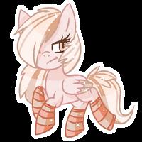 Pony Adoptable (#4) CLOSED by Kaji-Tanii