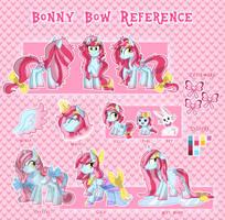 Bonny Bow Reference by Kaji-Tanii