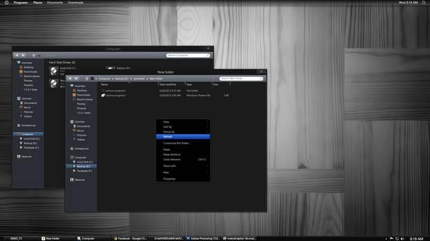CairoVS for windows8 inprogress