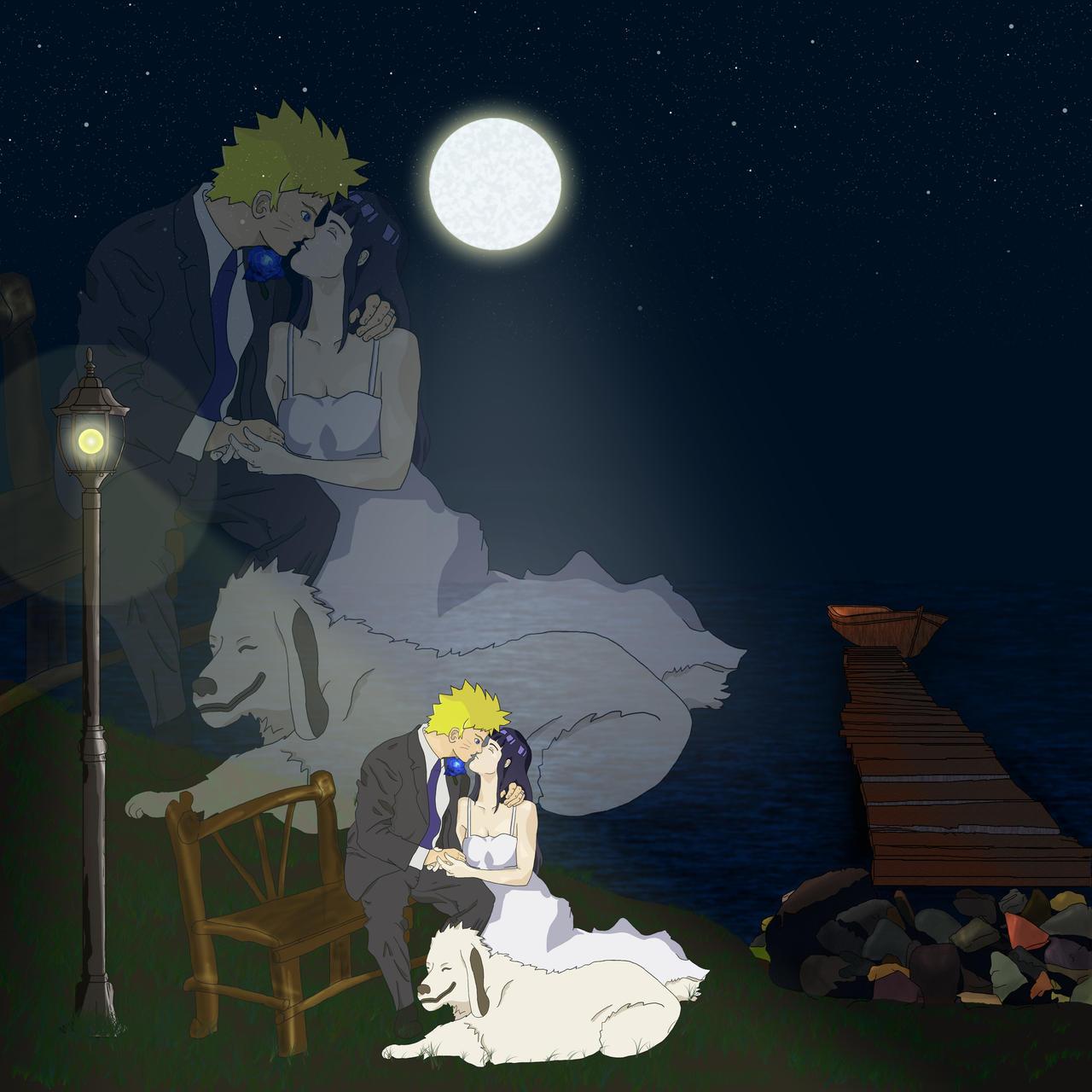 Naruto Hinata Wedding Night By Creepingninja On DeviantArt