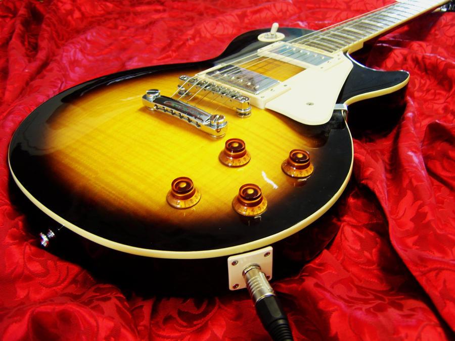 Rockstar Guitar By MartyV On DeviantART