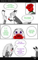 Zootopia comic - Valentine's mistake page 6 ~end by OceRydia