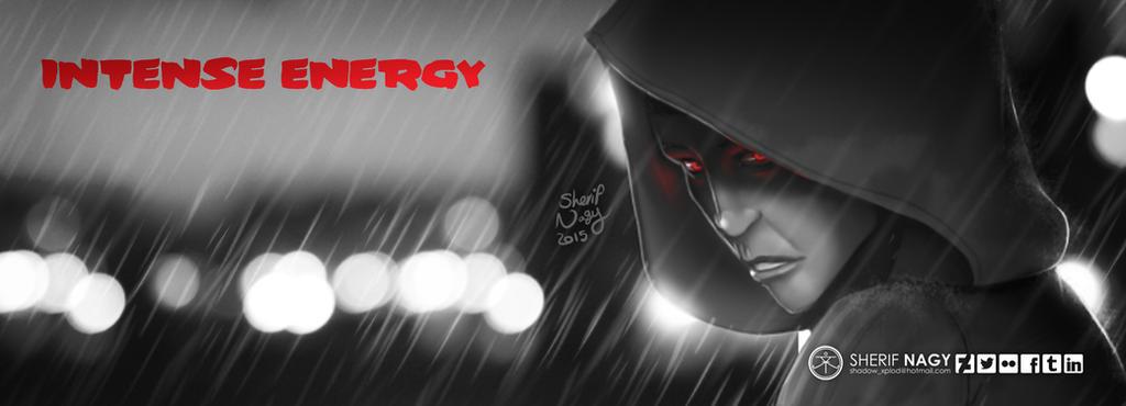 Intense  Energy by SherifNagy