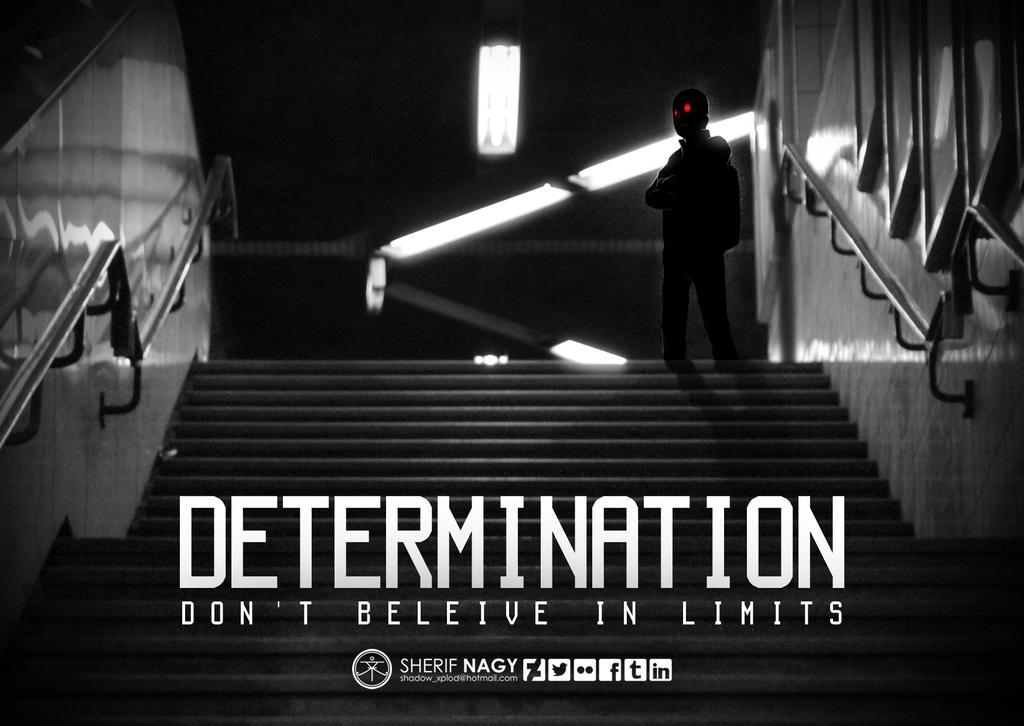 Determination by SherifNagy