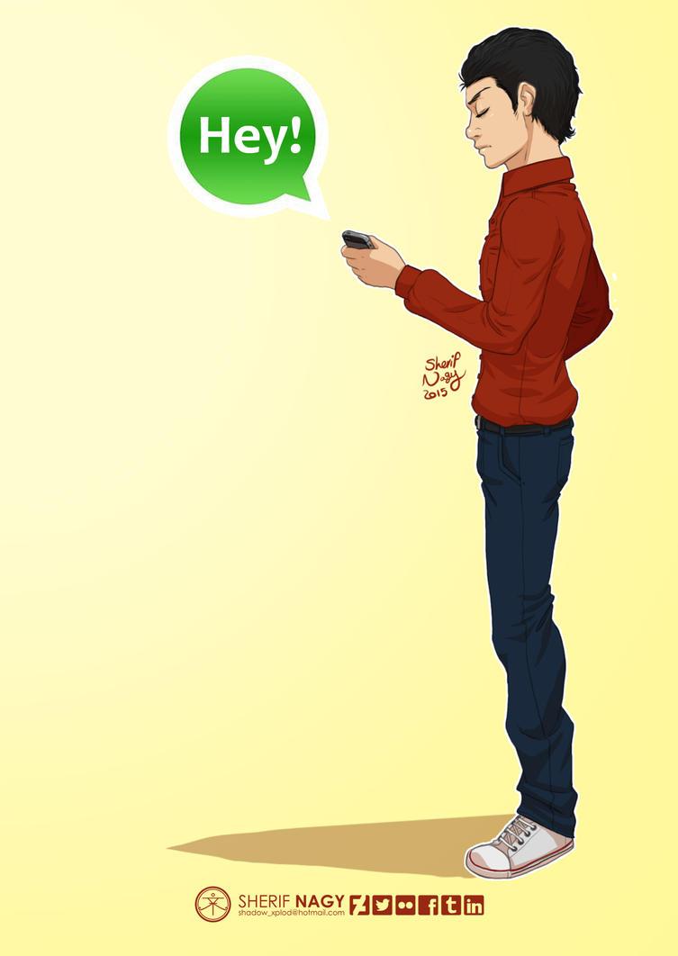 Hey by SherifNagy