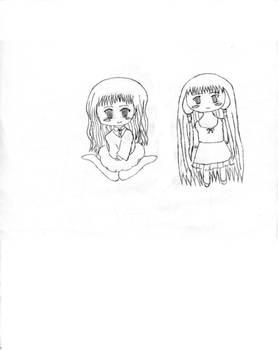 Chibi Ariadne