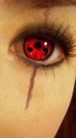 Kakashi's Sharingan Eye