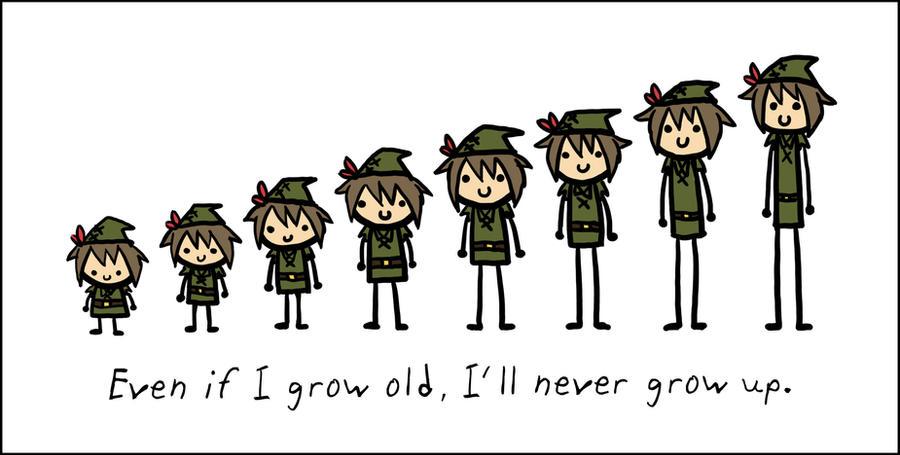 Don't Wanna Grow Up by sugartart