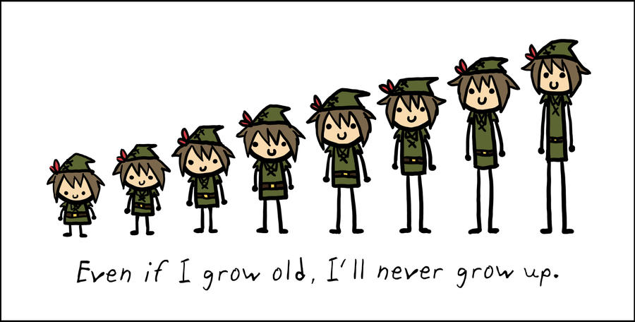 Don't Wanna Grow Up