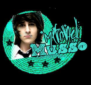 Mitchel Musso Logo