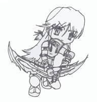 Archer Rhea by storph