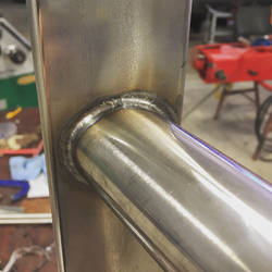 Stainless tig welding  by dragonflat