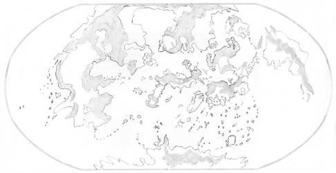 Pokemon World Map
