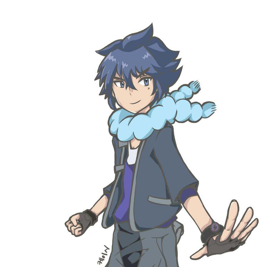 Alain Pokemon Fan Art Images