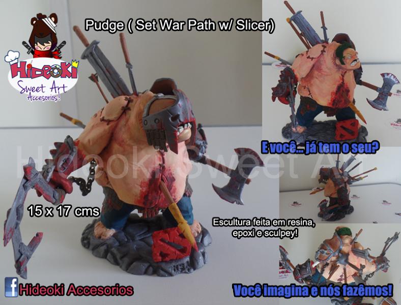 Pudge Set War Path by Hideoki