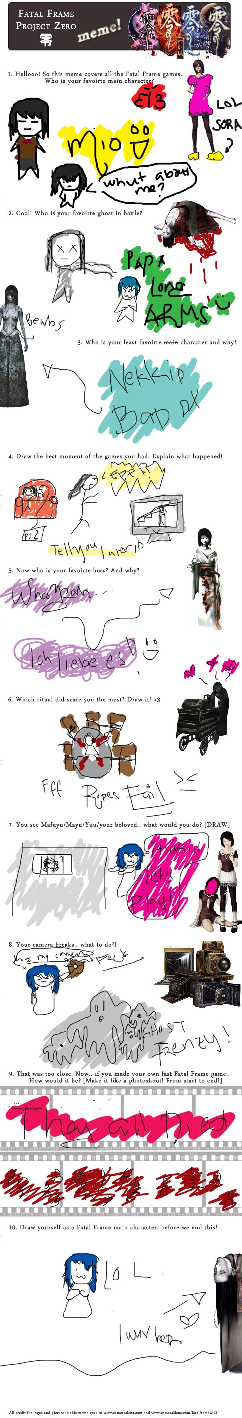 PZ or Fatal Frame meme by heartoflight23 on DeviantArt