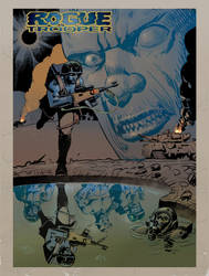 Rogue Trooper 2000AD Comp by ARTRIAD