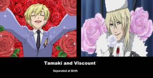 Tamaki and Viscount Demotivational by BakuganPrincess