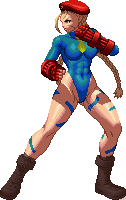 Cammy SFA by viraliptg