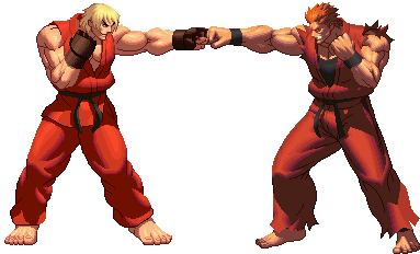 Crimson Warriors by viraliptg