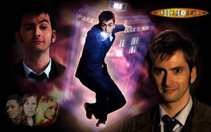 Tenth Doctor by capconsul