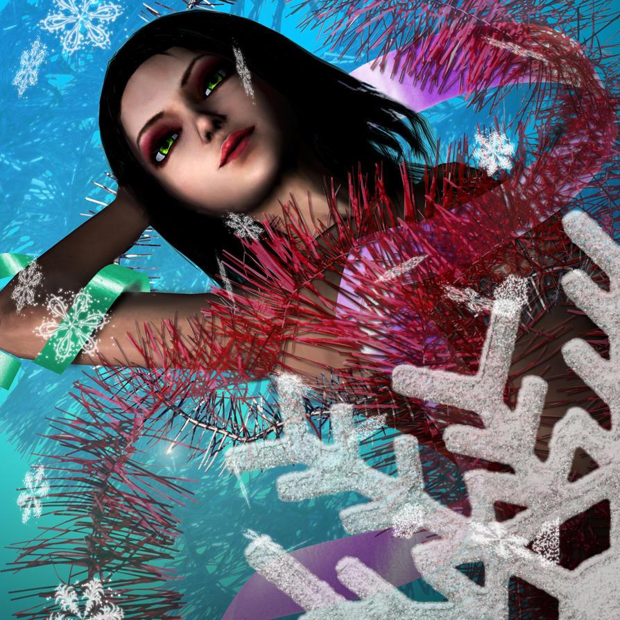 Christmas Alice by capconsul