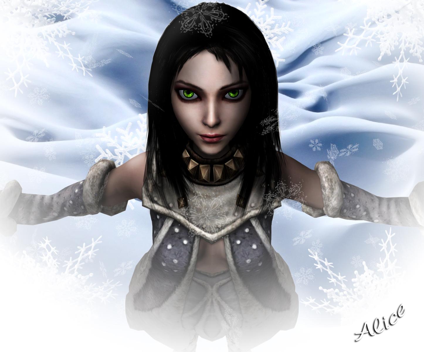 Snow Queen by capconsul