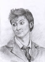10th Doctor by capconsul
