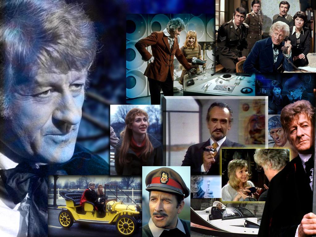 Era of Third Doctor by capconsul