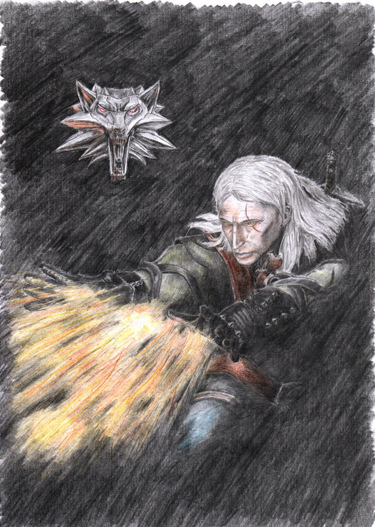 Witcher by capconsul