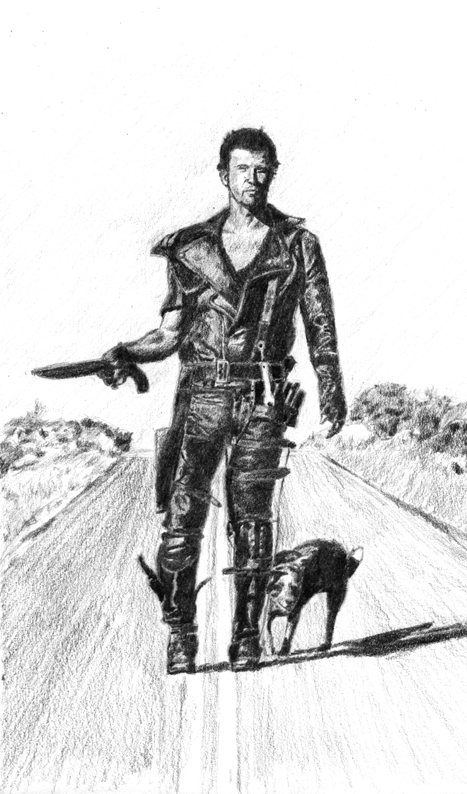 Mad Max 2 by capconsul