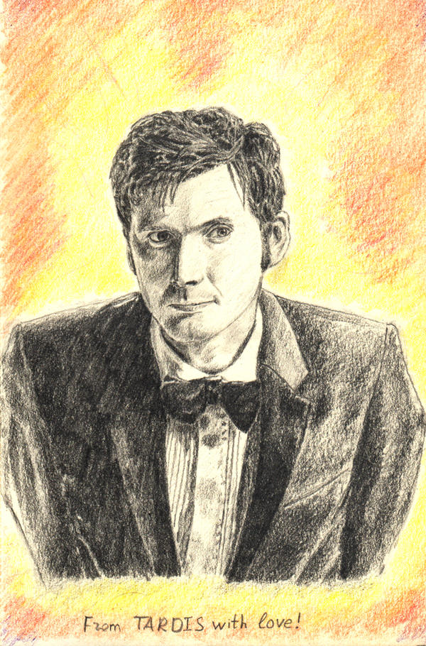 Doctor Tennant by capconsul