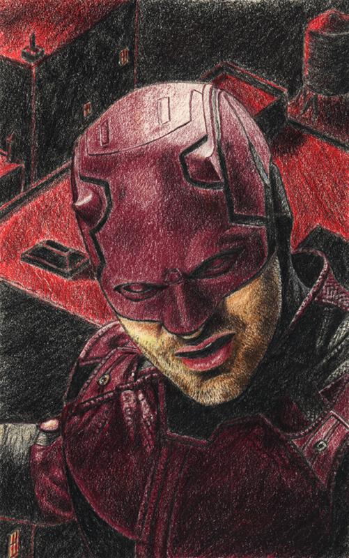 Daredevil 2017 by capconsul
