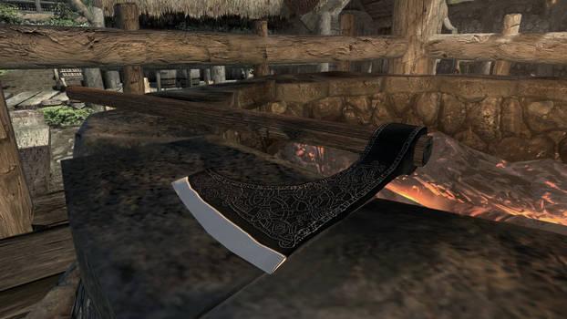 Norse Bearded waraxe 2